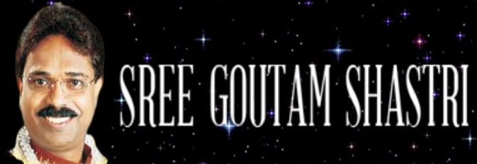 Astrologer Sree Goutam Shastri